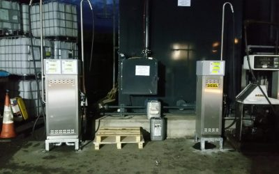 Pumptronics Installation